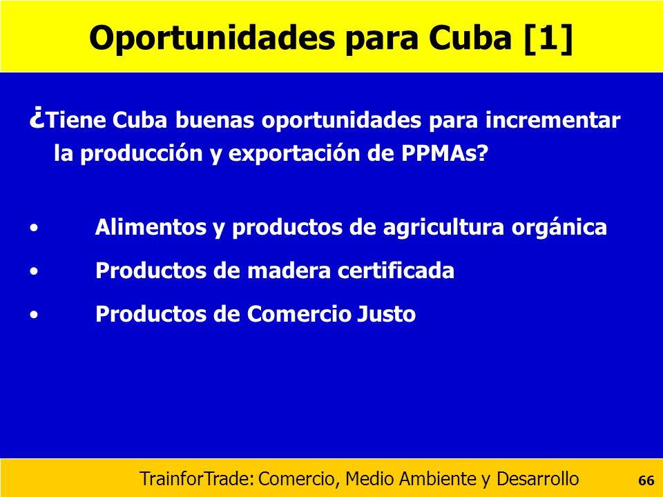 Oportunidades para Cuba [1]